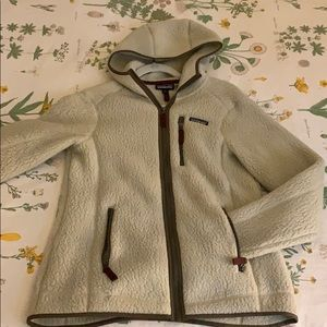Hooded Patagonia Fleece
